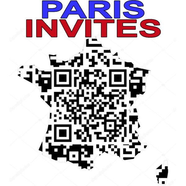 PARIS INVITES QR