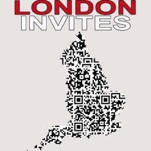 LONDON INVITES QR