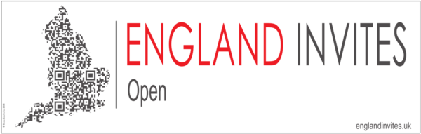 England Invites QR
