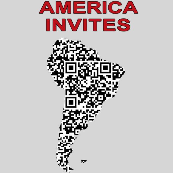 AMERICA INVITES