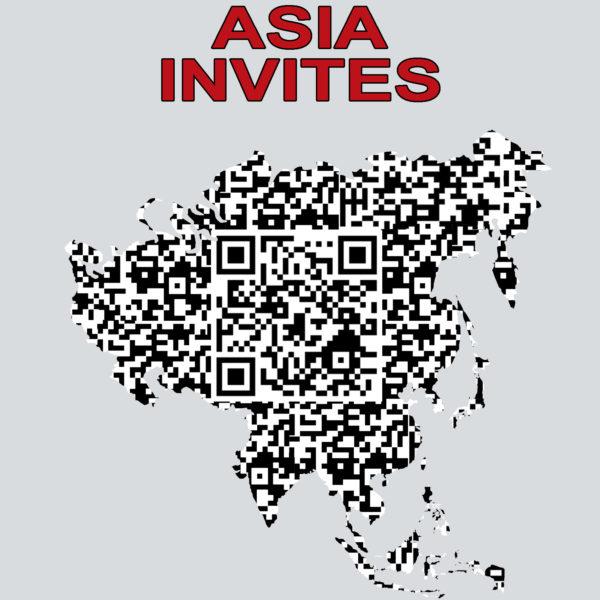 ASIA INVITES