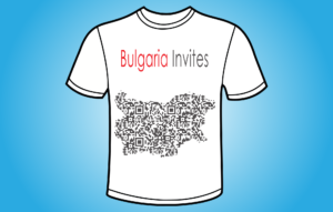 Bulgaria Invites - koszulka