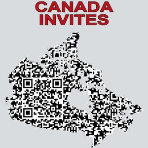 CANADA INVITES QR