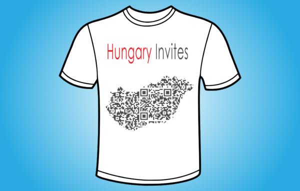 Hungary Invites - koszulka