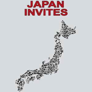 JAPAN INVITES QR