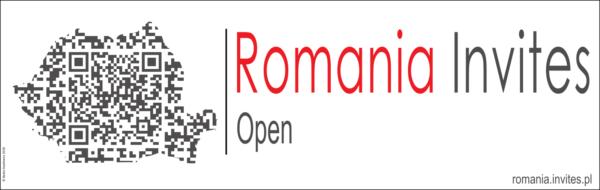 Romania Invites QR