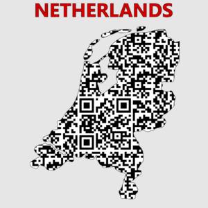 QR LOGO - NETHERLANDS 3