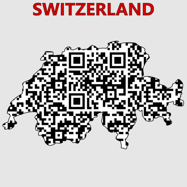 QR MAPS - Switzerland