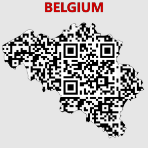 Digital Logo | QR Maps | QR Logo 1