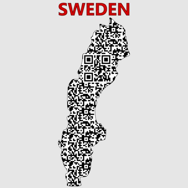Sweden – QR code 1