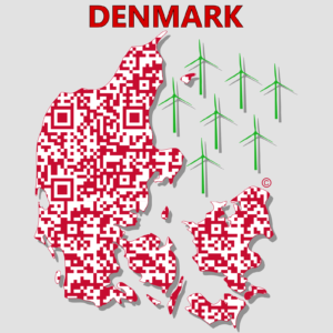 Digital Logo - Denmark. 3
