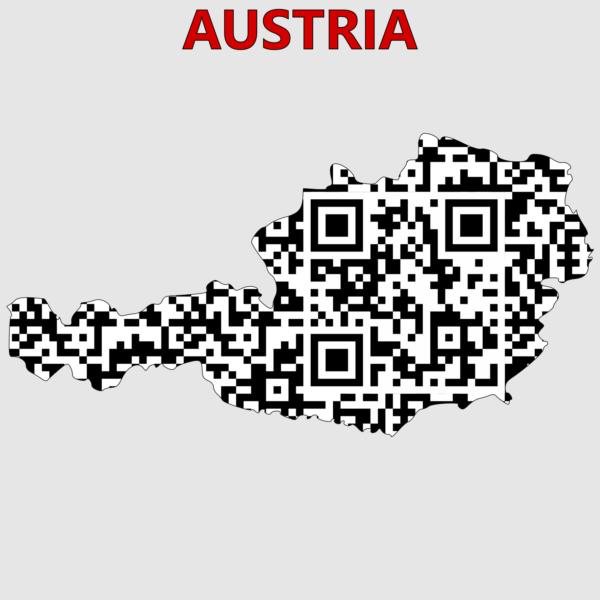 Austria - QR code 1