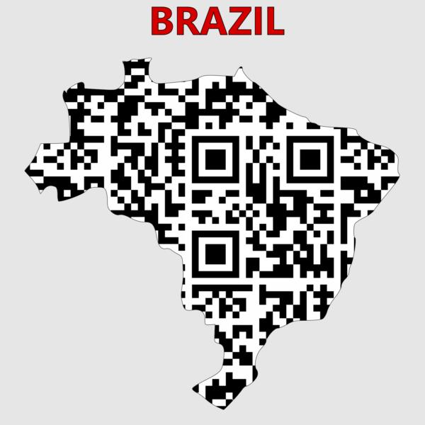 Brazil - QR code 1