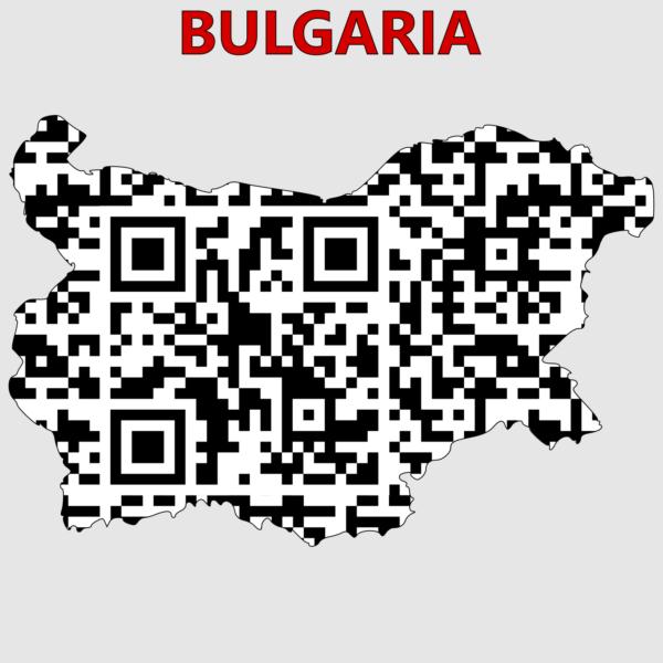 Bulgaria - QR code 1