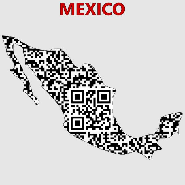 Mexico - QR code 1
