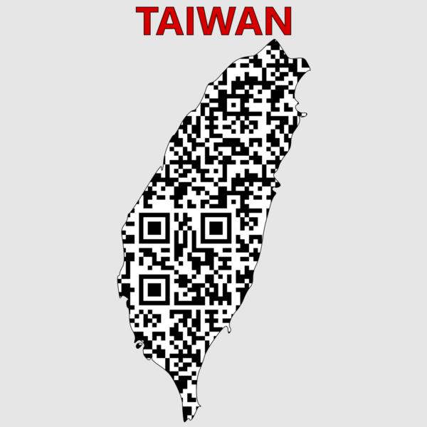 Taiwan - QR code 1