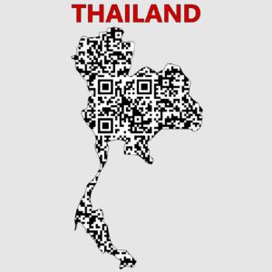 QR maps - Thailand 3