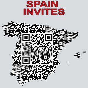 SPAIN INVITES 3
