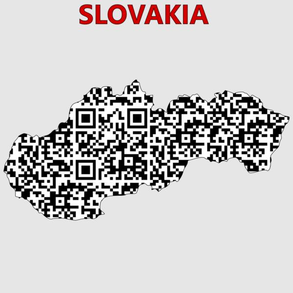 Slovakia - QR code 1