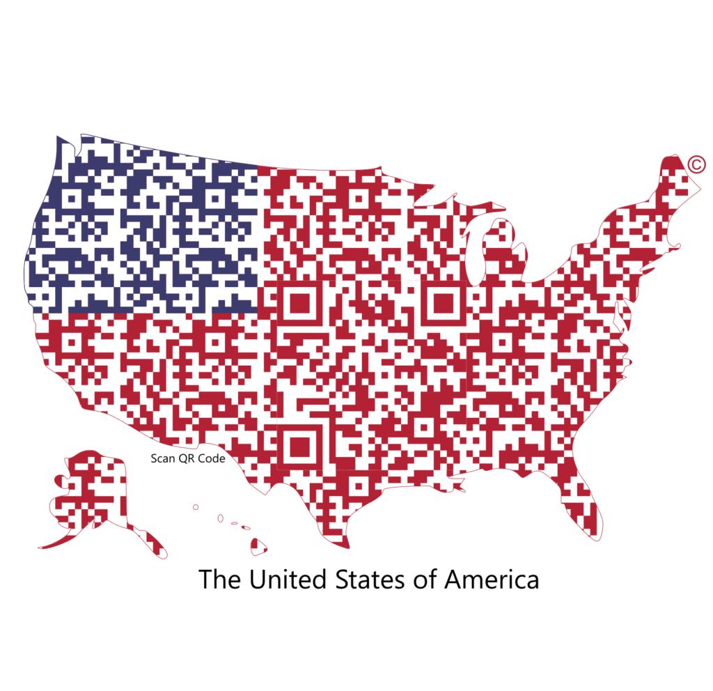 Digital Logo - USA - Statua,