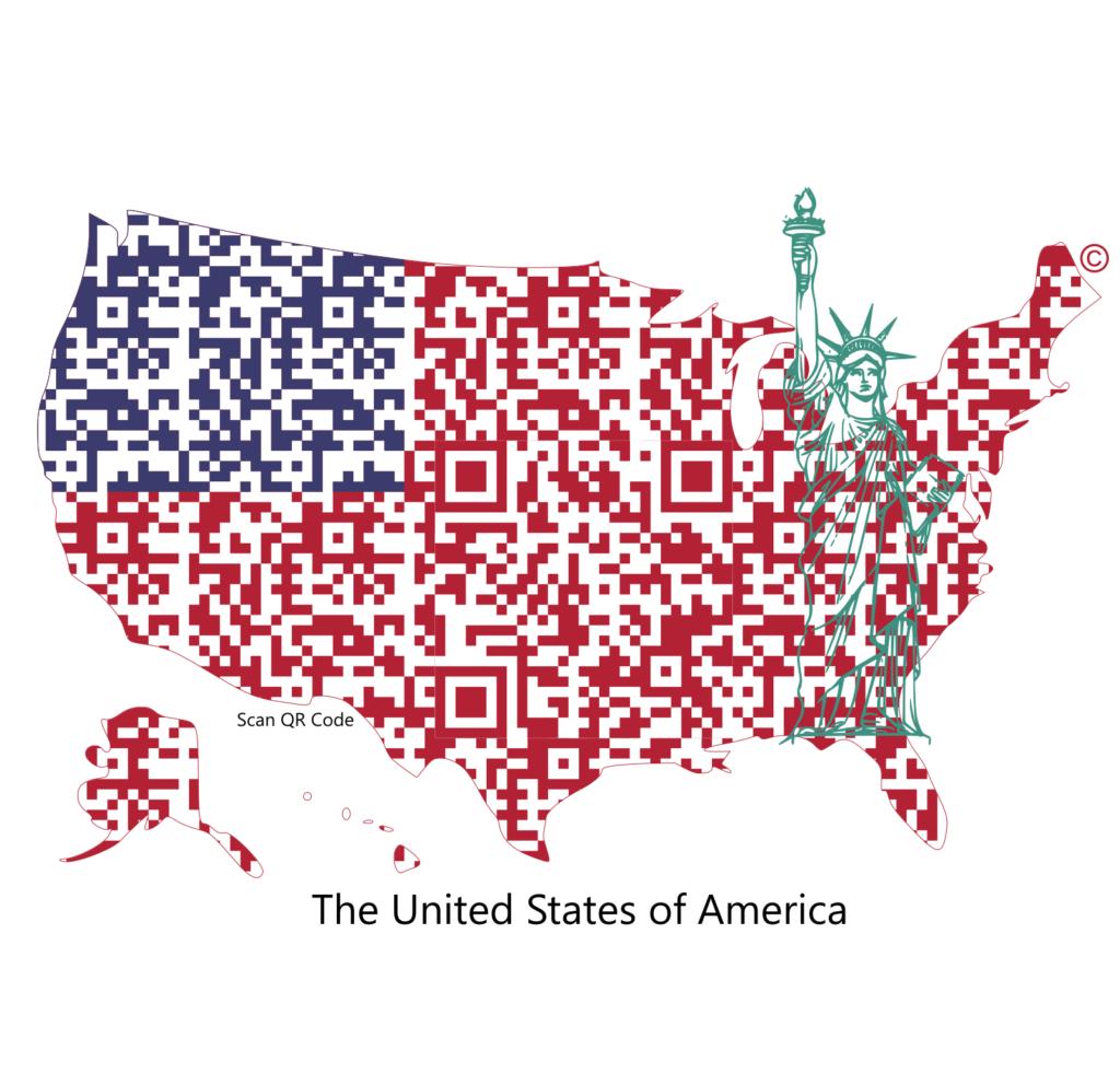 Digital Logo - USA - Statua1,