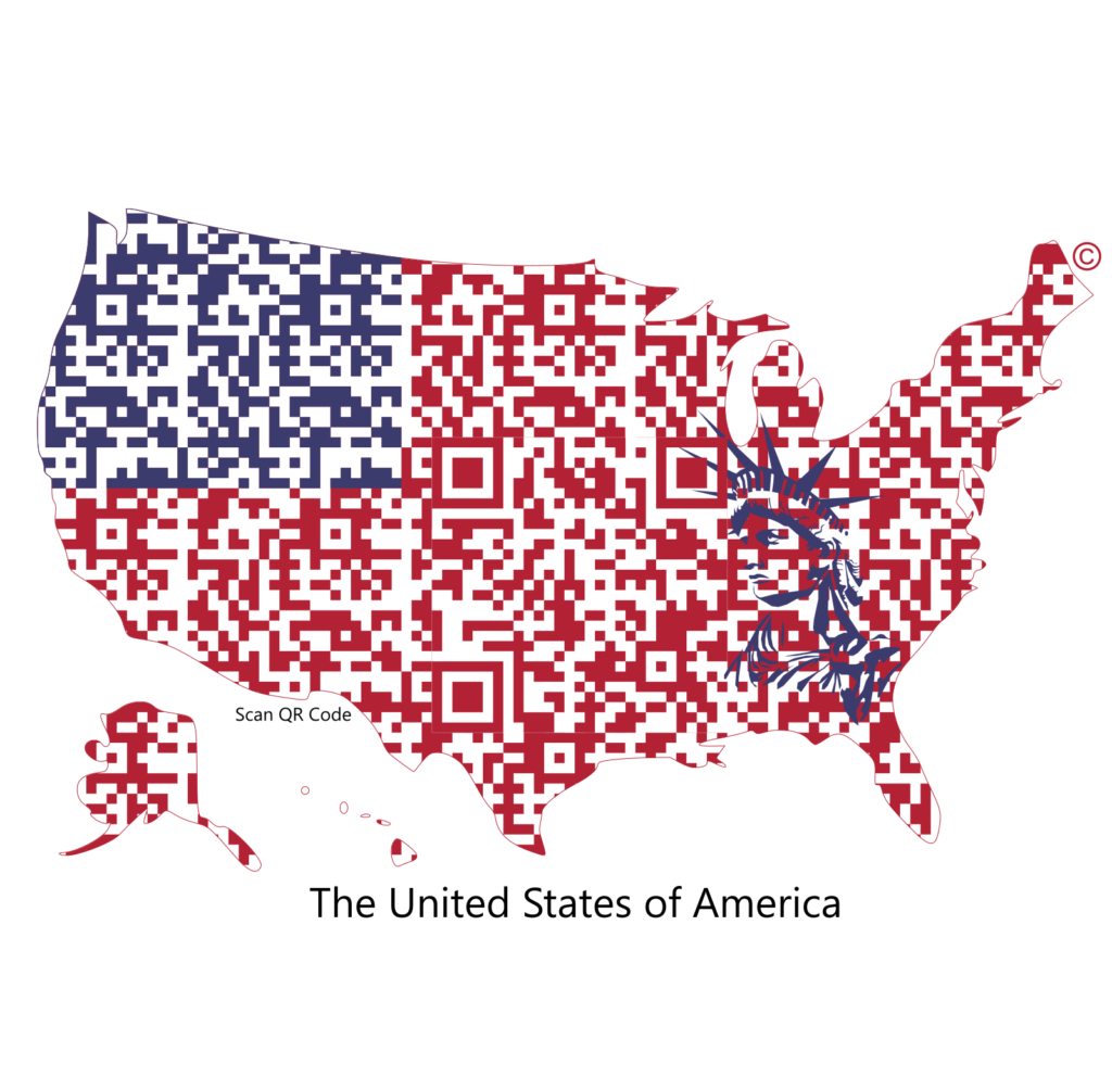 Digital Logo - USA - Statua2,